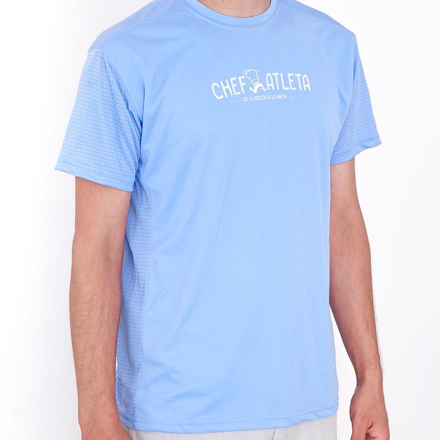 camiseta chefatleta chico