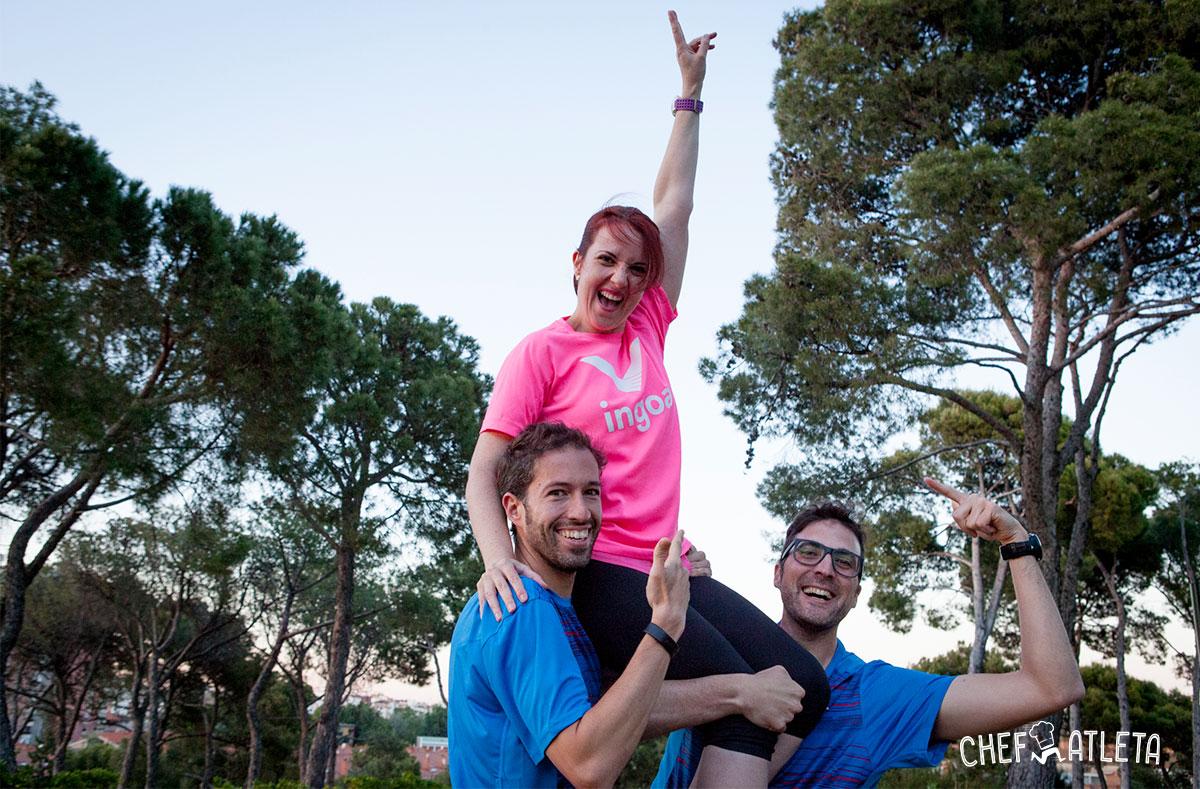 Ingoa Running - Chefatleta