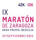 IX Maratón de Zaragoza