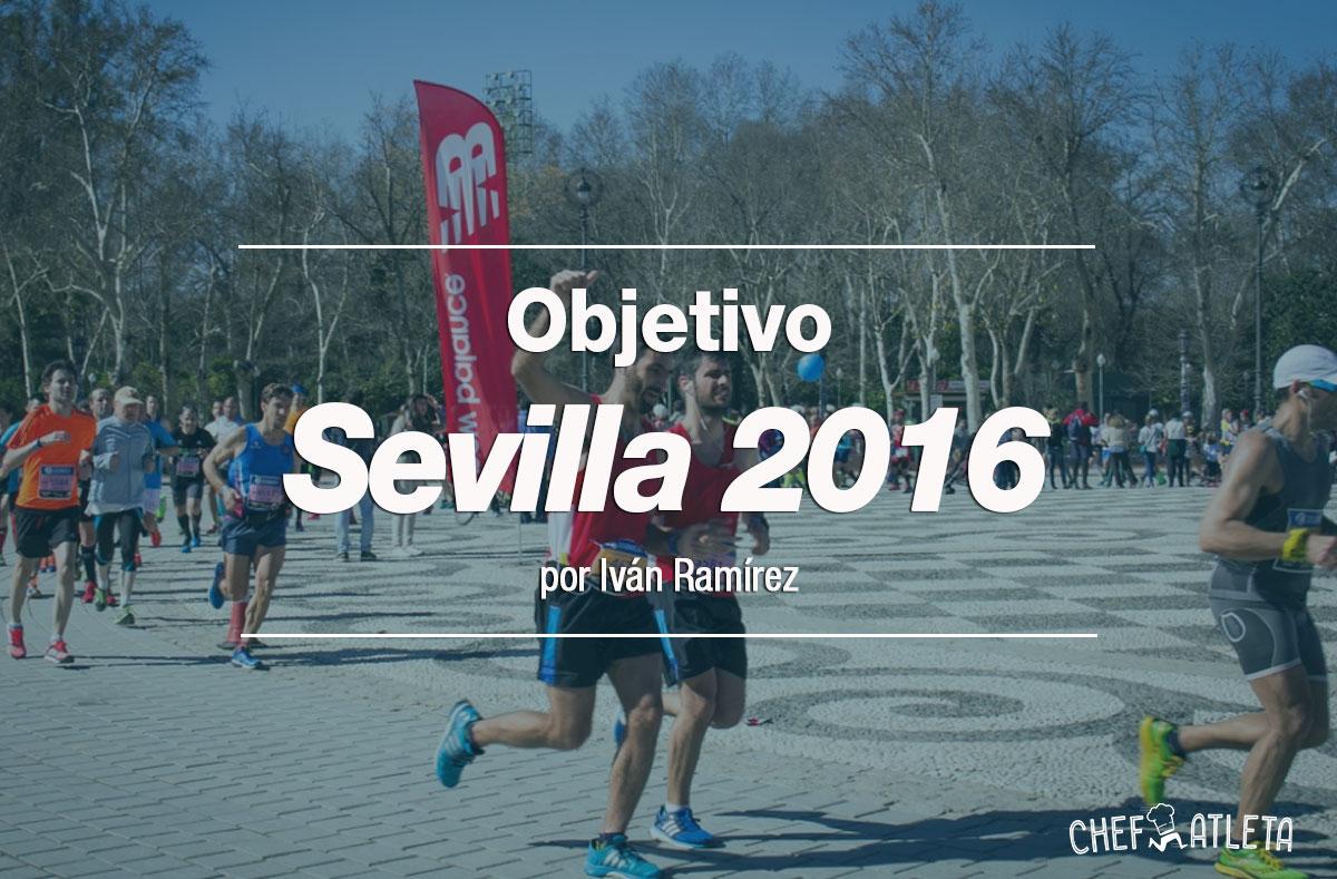 Objetivo maratón de Sevilla 2016