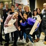 Grupo Curso Cocina Divertida para Deportistas
