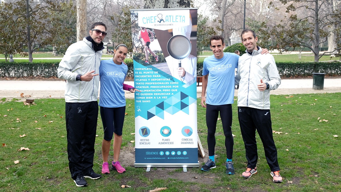 Club de Runnning Chefatleta en Madrid