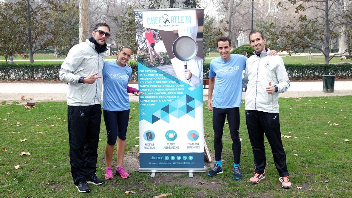 Club de Runnning Chefatleta en Madrid