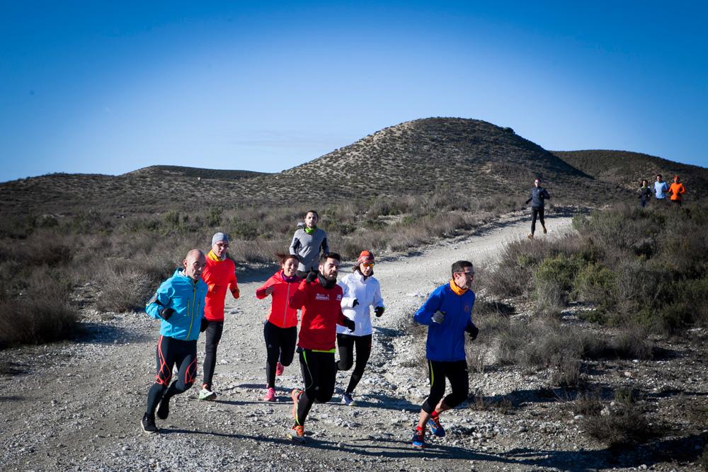 Quedada TRAIL del Club de Running Chefatleta
