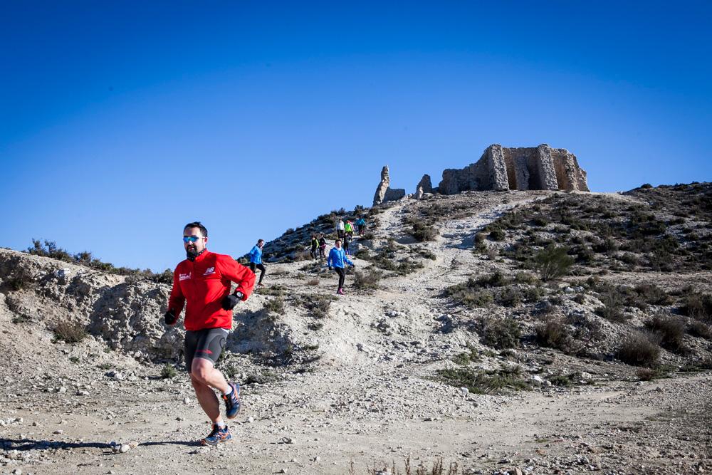 Trail Running con Club de Running Chefatleta - Castillo Santa Bárbara