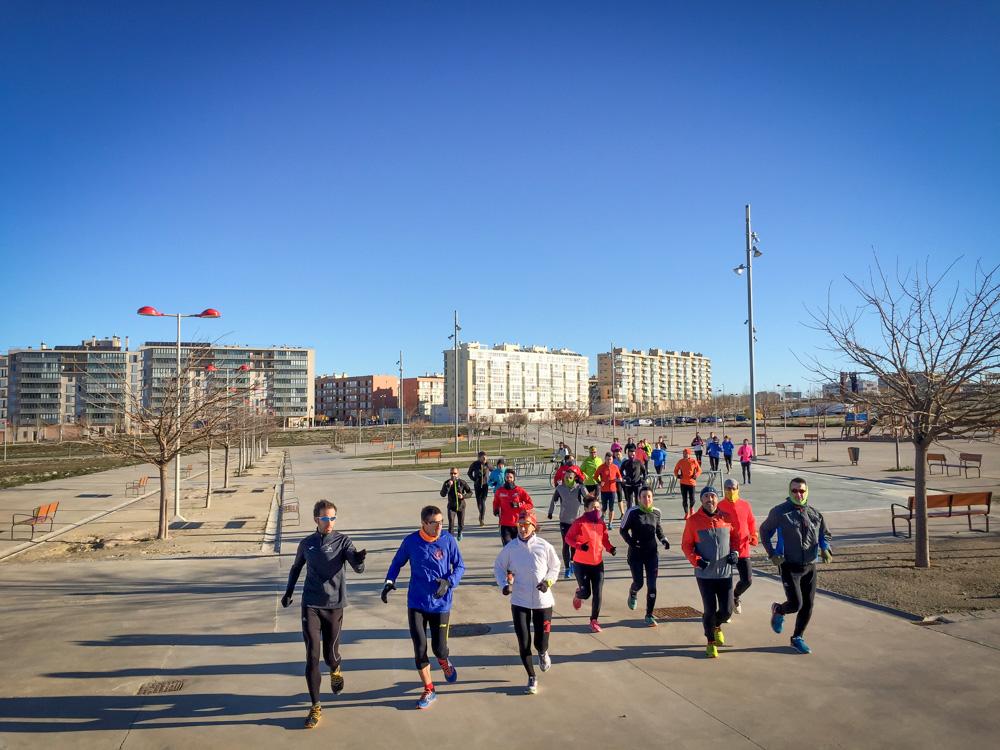 Quedada Trail Running con Club de Running Chefatleta