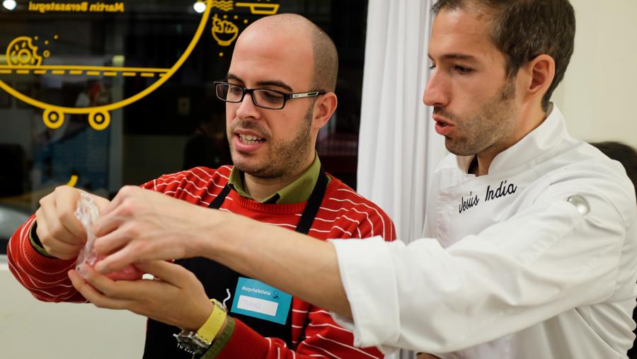 Curso Cocina Deportistas Justdoeat - Madrid