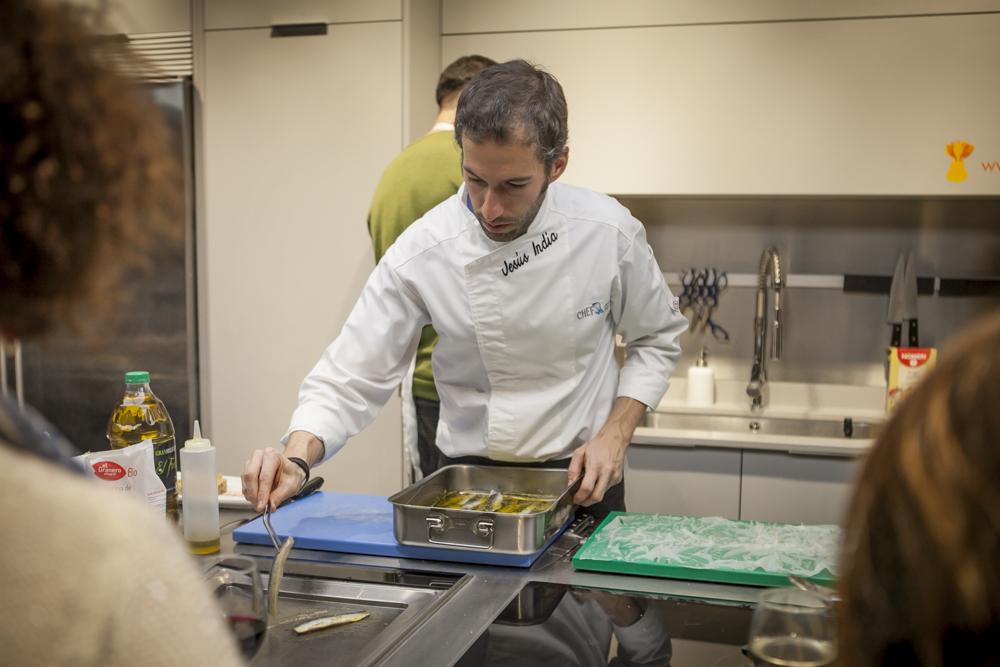 Curso Just Do Eat - Cocina para Deportistas - Zaragoza 1