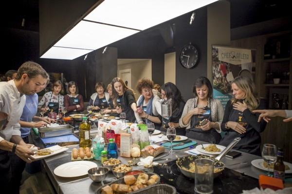 Curso Just Do Eat - Cocina para Deportistas - Zaragoza - Grupo