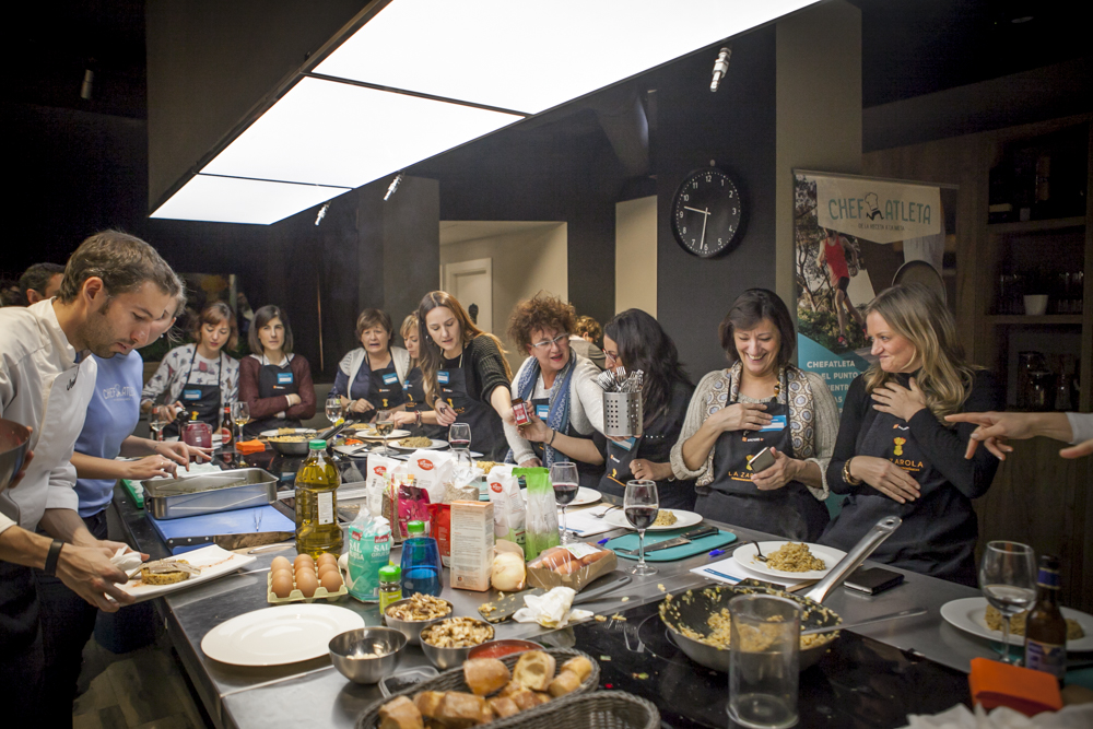 Curso Just Do Eat - Cocina para Deportistas - Zaragoza - Grupo