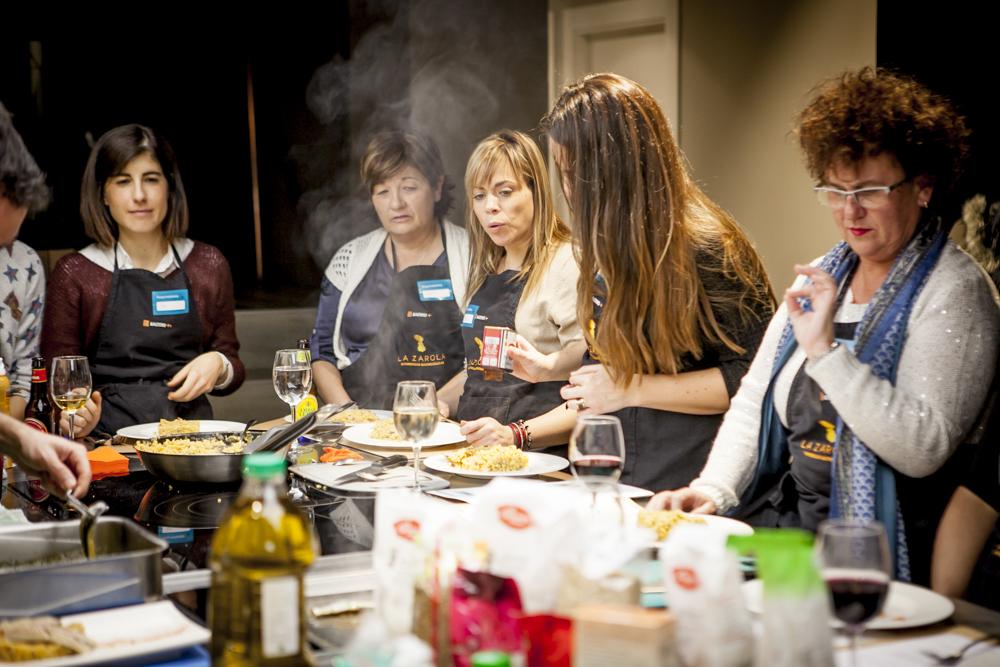 Curso De Cocina Zaragoza | Cronica Del Curso Comida Para Deportistas Justdoeat Zaragoza