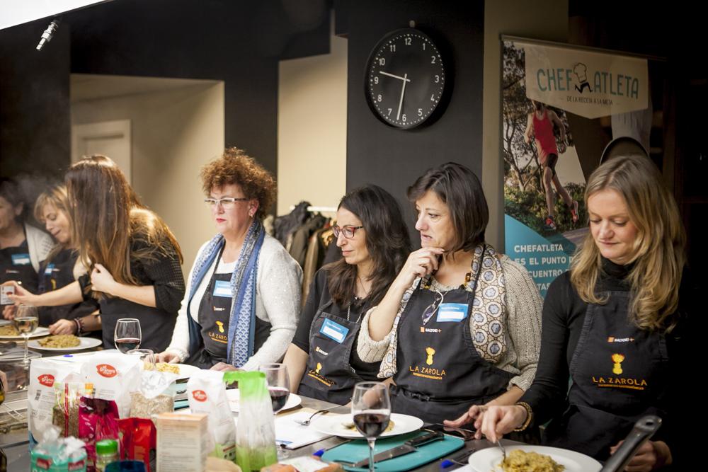 Curso Just Do Eat - Cocina para Deportistas - Zaragoza 4