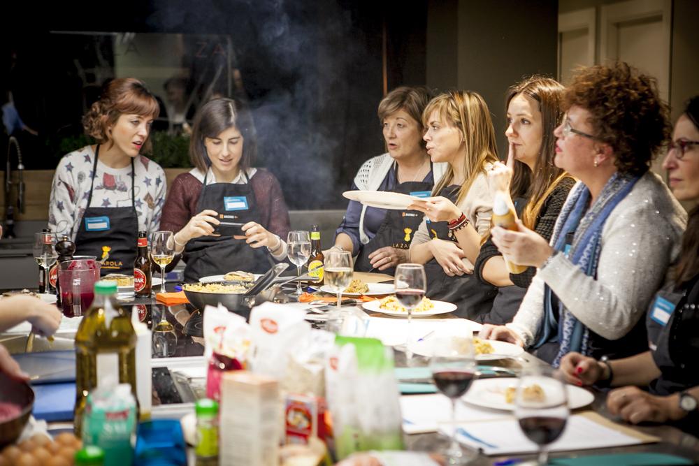 Curso Just Do Eat - Cocina para Deportistas - Zaragoza 8