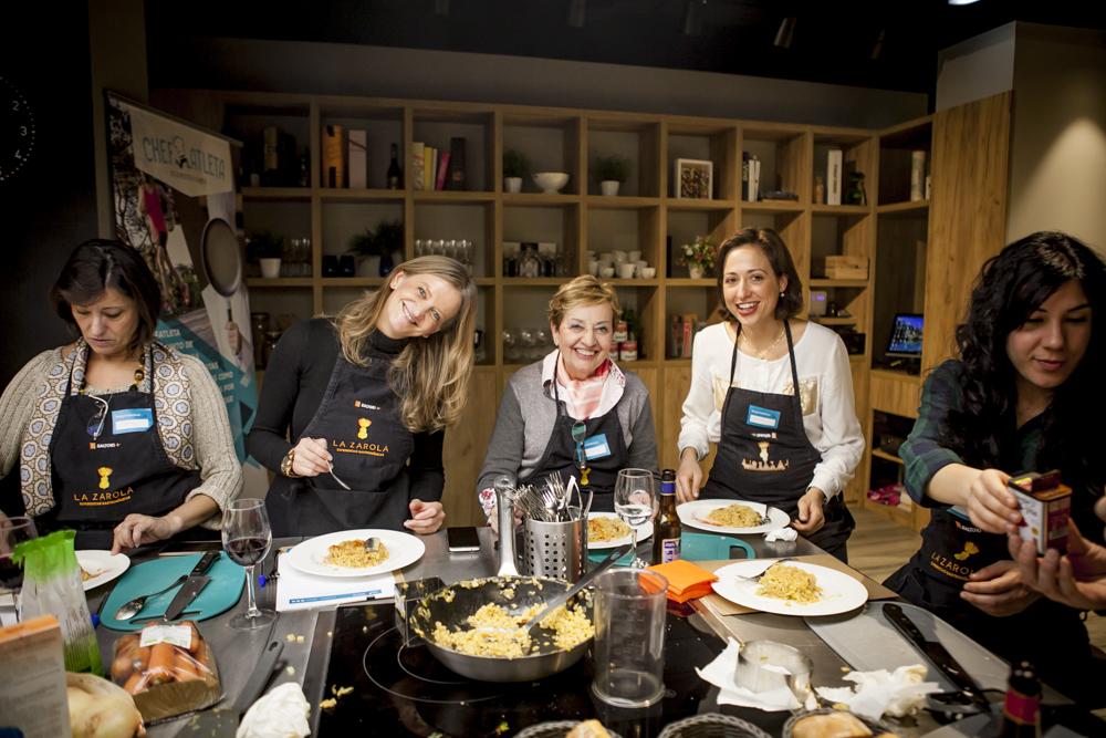 Curso Just Do Eat - Cocina para Deportistas - Zaragoza 9