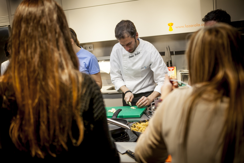 Curso Just Do Eat - Cocina para Deportistas - Zaragoza 15