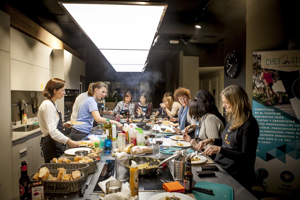 Curso Just Do Eat - Cocina para Deportistas - Zaragoza 16