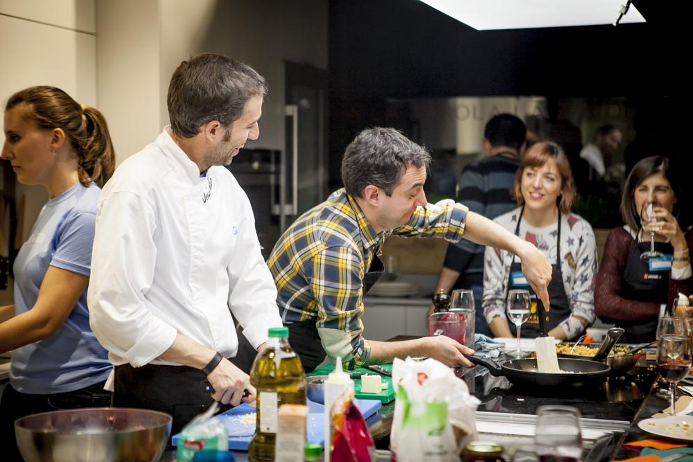 Curso Just Do Eat - Cocina para Deportistas - Zaragoza 19