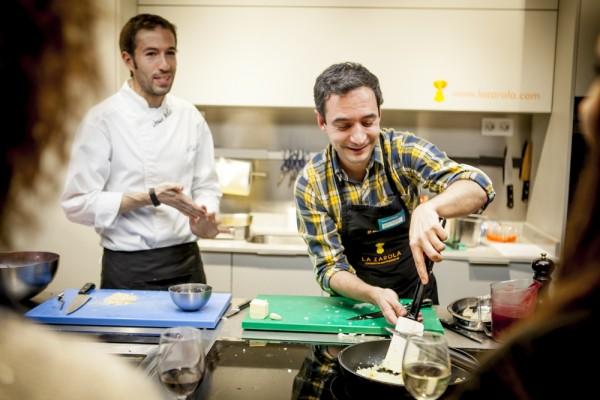 Curso Just Do Eat - Cocina para Deportistas - Zaragoza