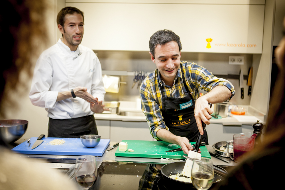 Curso Just Do Eat - Cocina para Deportistas - Zaragoza