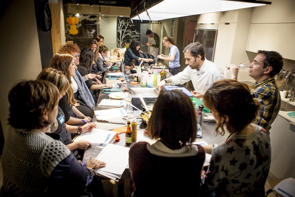 Curso Just Do Eat - Cocina para Deportistas - Zaragoza 21