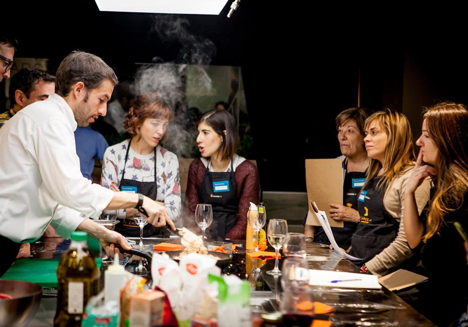 Curso Just Do Eat - Cocina para Deportistas - Zaragoza 46