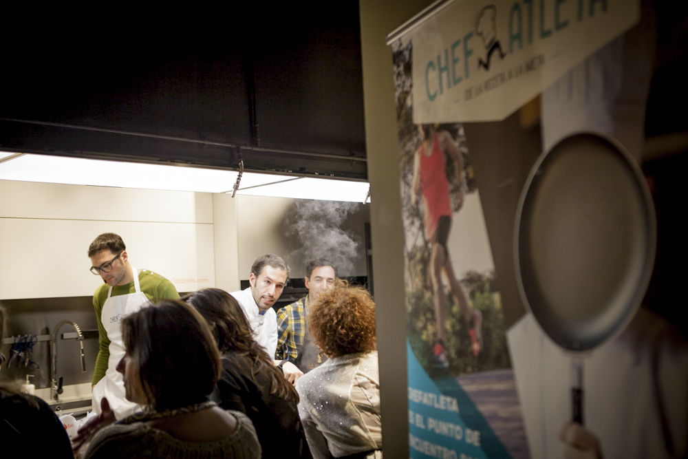 Curso Just Do Eat - Cocina para Deportistas - Zaragoza 25