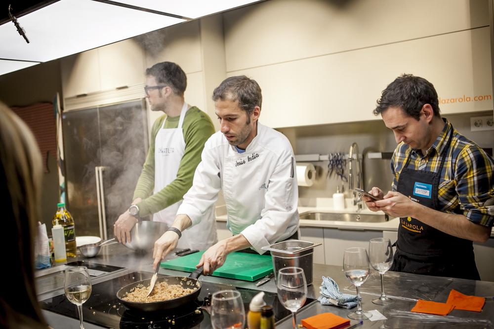 Curso Just Do Eat - Cocina para Deportistas - Zaragoza 26