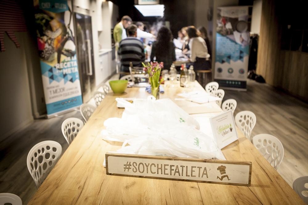 Curso Just Do Eat - Cocina para Deportistas - Zaragoza 28