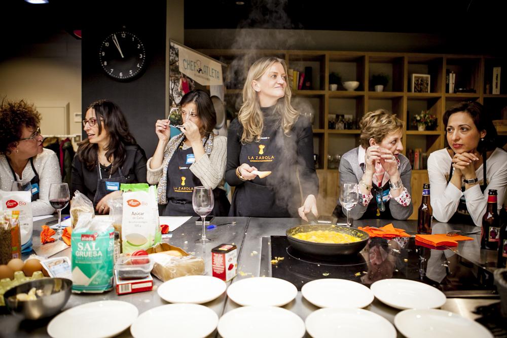 Curso Just Do Eat - Cocina para Deportistas - Zaragoza 39