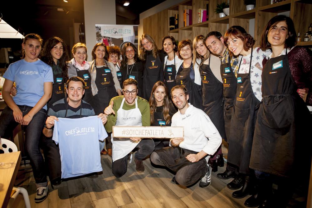 Curso Just Do Eat - Cocina para Deportistas - Zaragoza 44