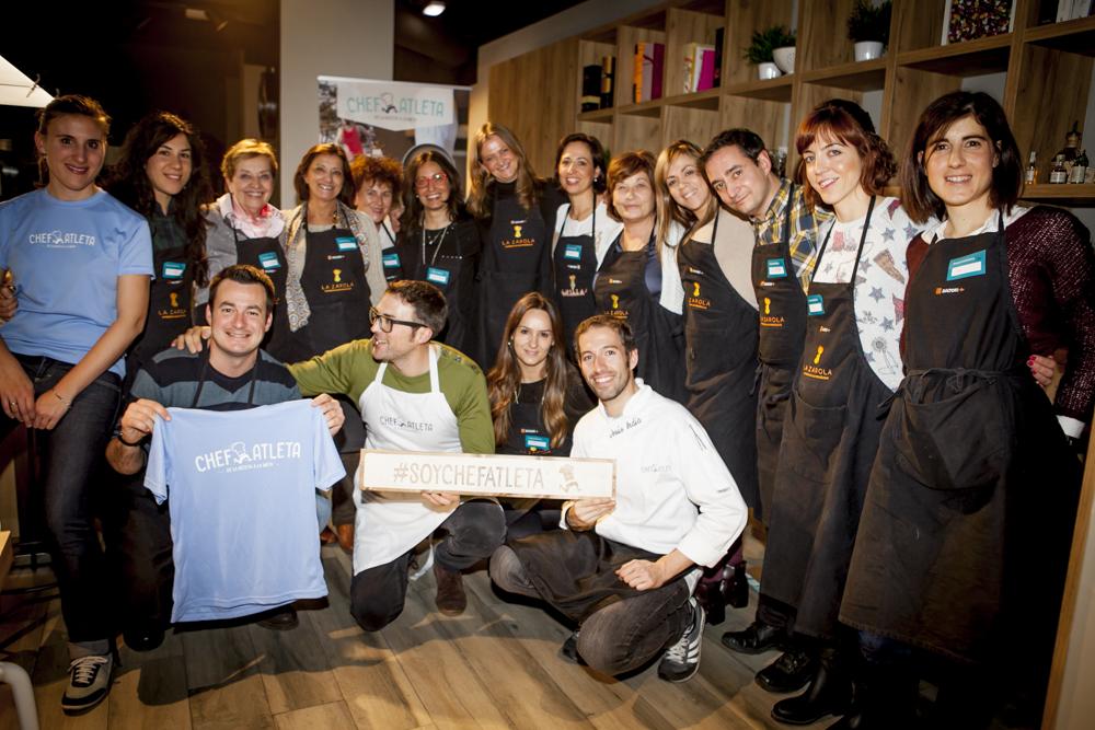 Curso Just Do Eat - Cocina para Deportistas - Zaragoza 45