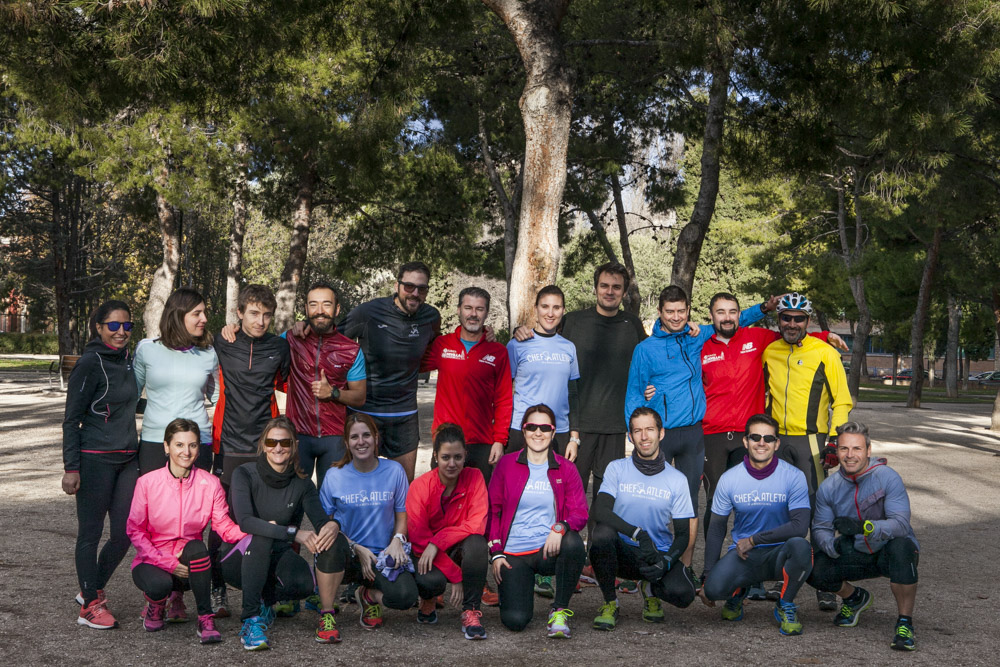Club de Running Chefatleta