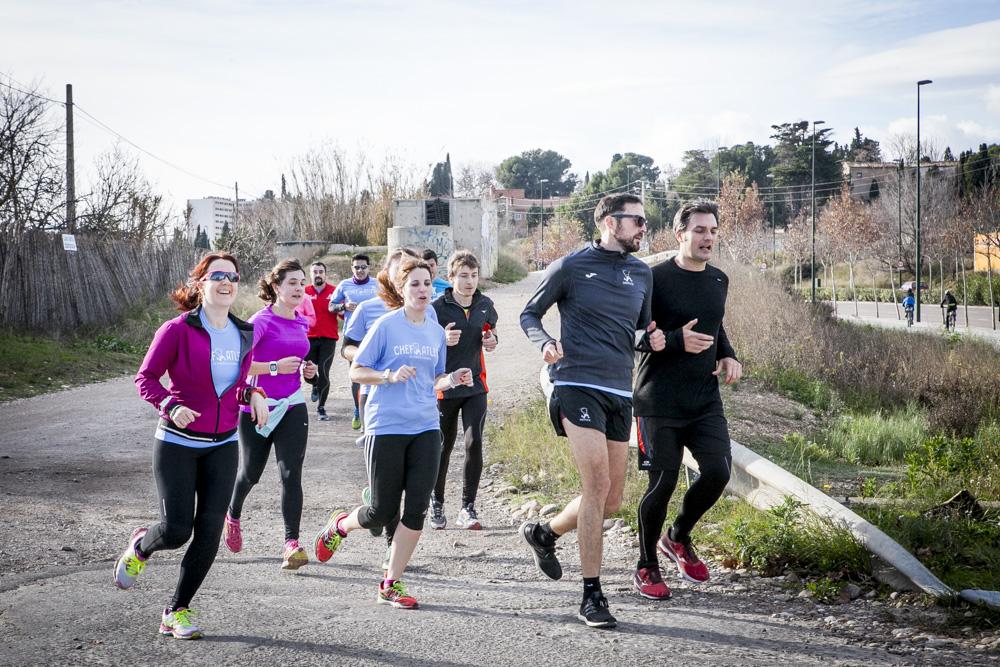 Club de Running Chefatleta - Quedada