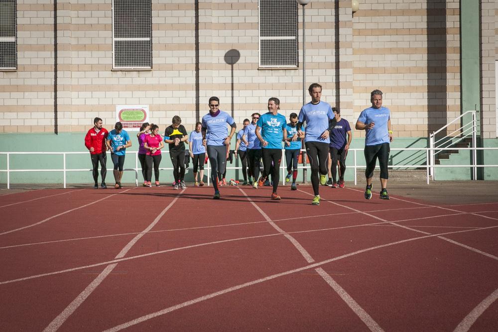 Club de Running Chefatleta - Quedada Zaragoza