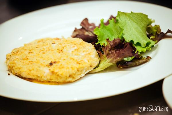 Receta de Hamburguesas de quinoa y pavo