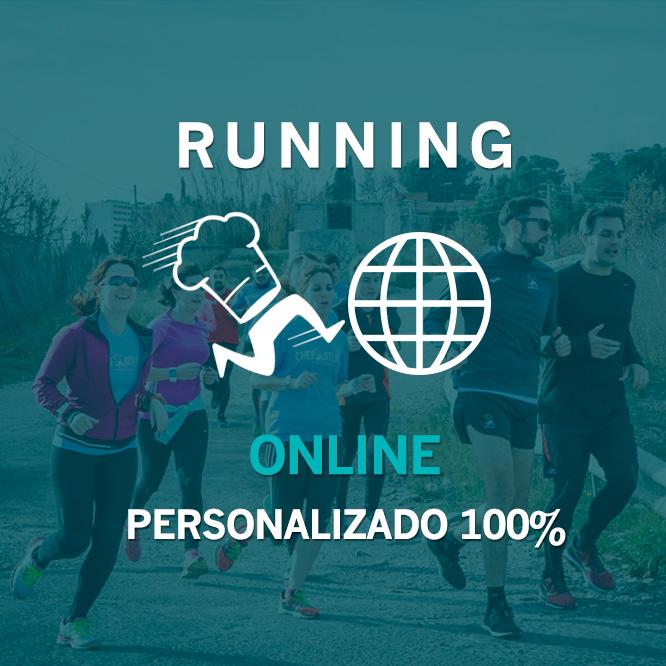 Entrenamientos Online Running y Trail Running
