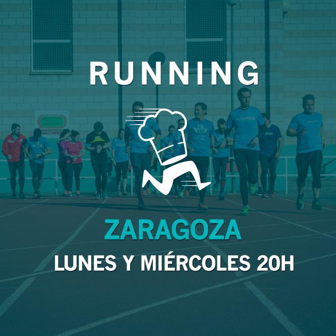 Grupos de entrenamiento Running - Zaragoza