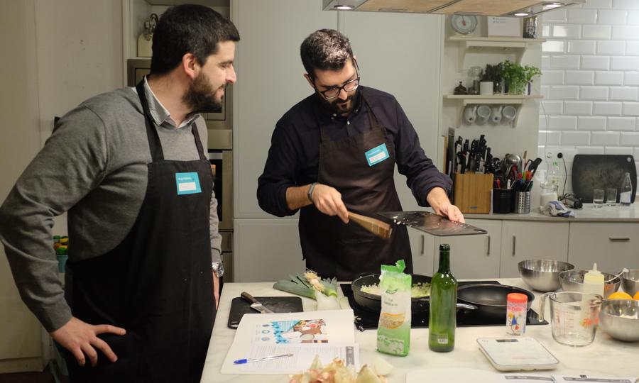 Curso cocina para deportistas Barcelona 23