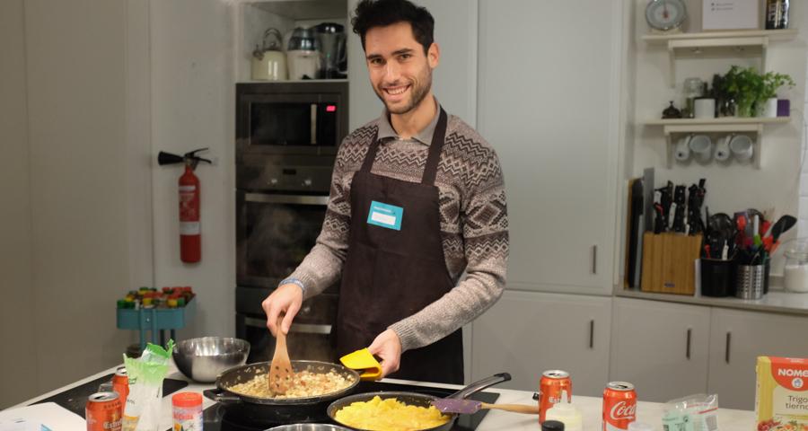 Curso cocina para deportistas Barcelona 18