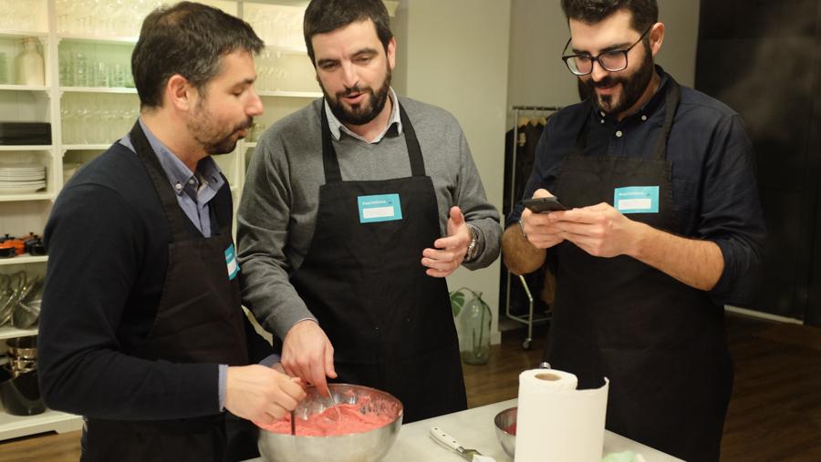 Curso cocina para deportistas Barcelona 15