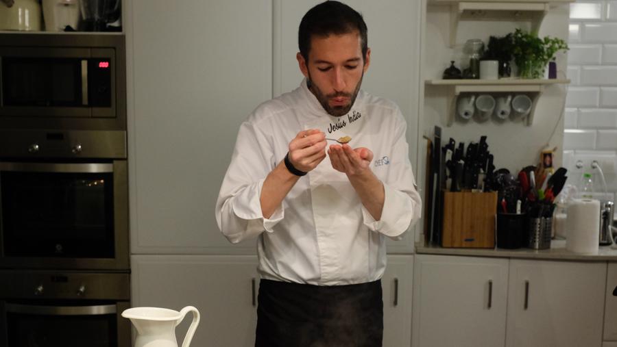 Curso cocina para deportistas Barcelona 6