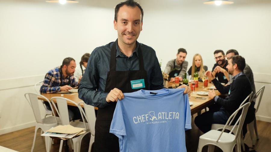 Curso cocina para deportistas Barcelona 26