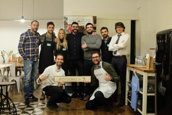 Curso cocina para deportistas Barcelona 29