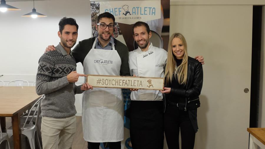 Curso cocina para deportistas Barcelona 27