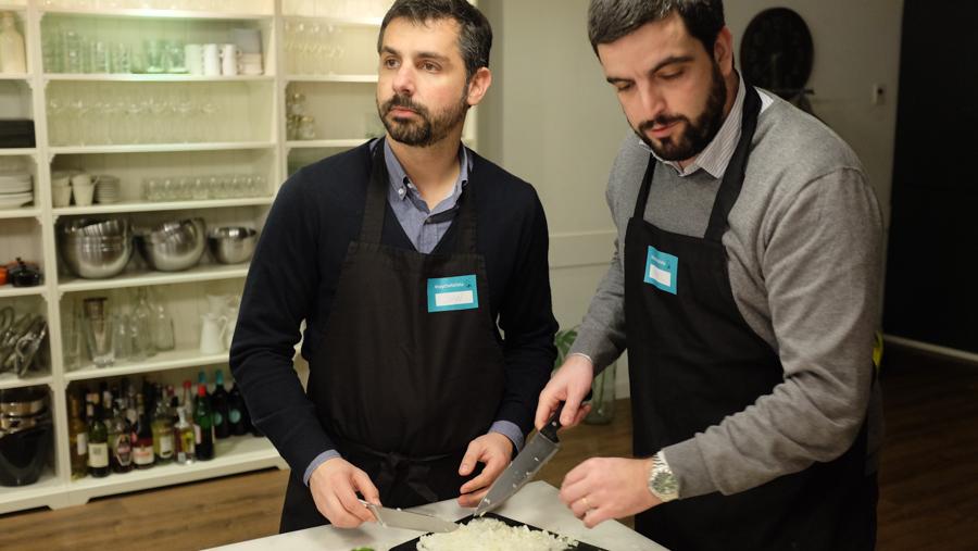 Curso cocina para deportistas Barcelona 25