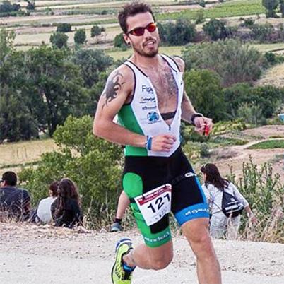 Víctor Serrano - Chefatleta
