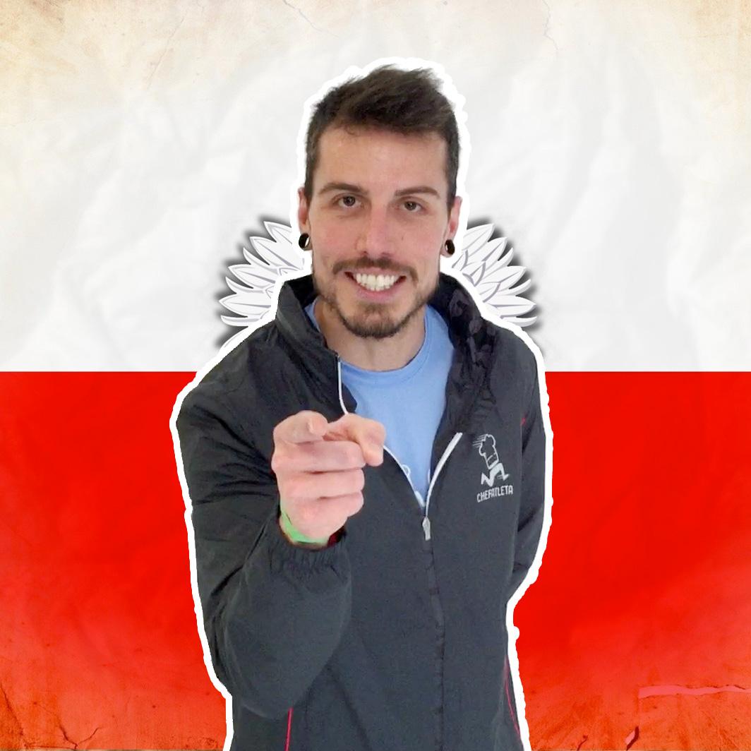 Victor Serrano - Club Running Chefatleta - Polacos