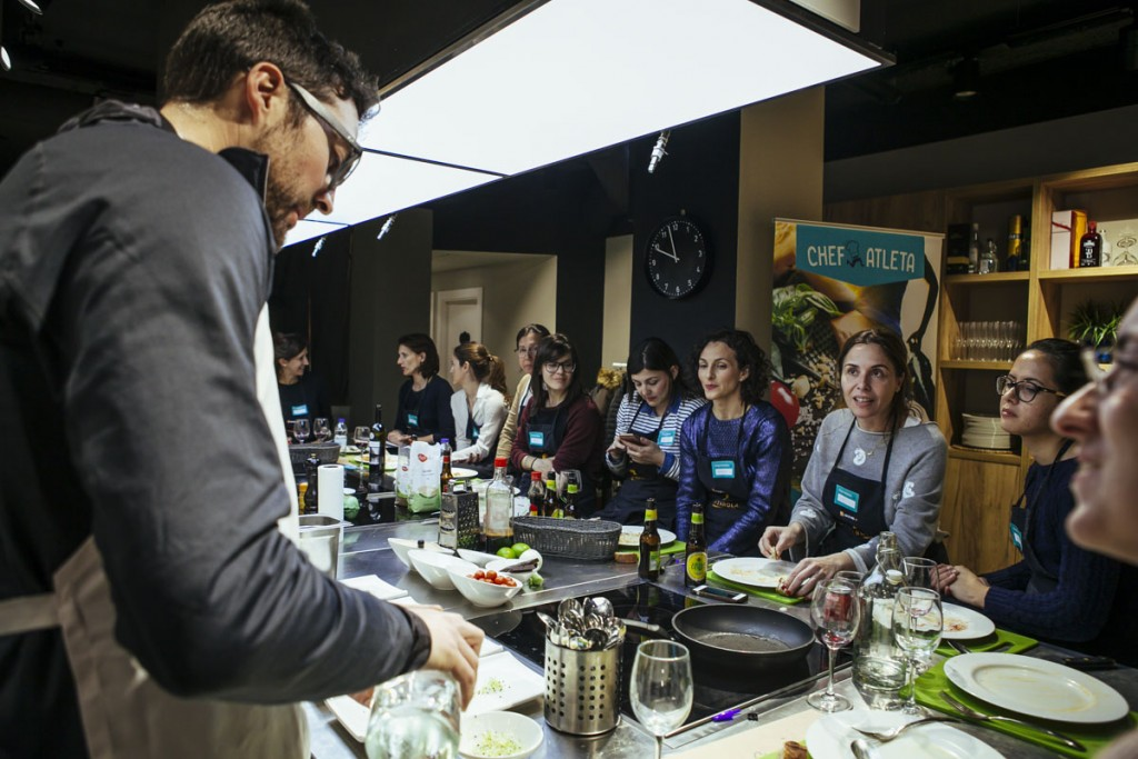 Curso Cocina Deportistas - Chefatleta 19