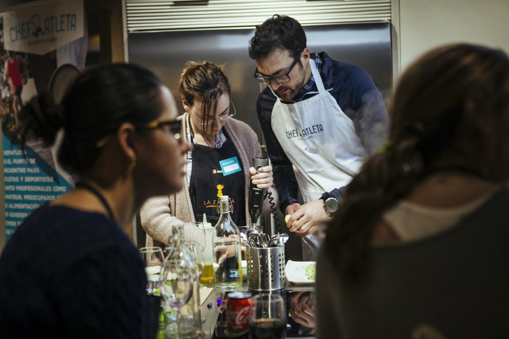 Curso Cocina Deportistas - Chefatleta 14