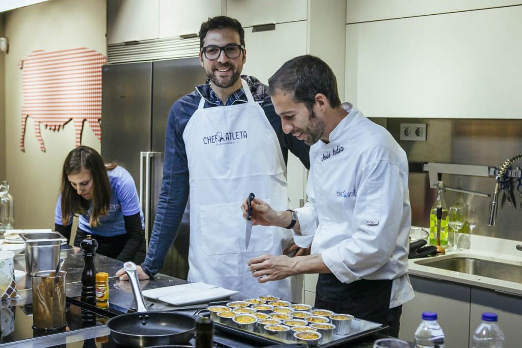 Curso Cocina Deportistas - Chefatleta 8